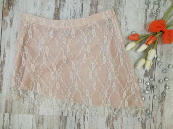 Дамска къса асиметрична пола
